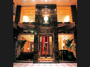 タイペイ インターナショナル ホテル1