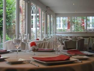Hotel Restaurant De L'Abbaye Plancoet - Restaurant