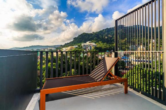 D252 - Patong sea-view apartment with 2 pools, near beach and nightlife! - 14408413