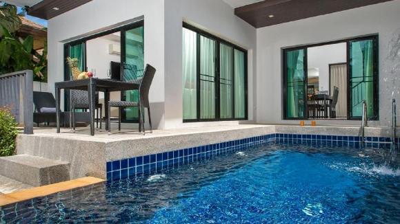 2 Bedrooms + 2 Bathrooms Villa in Rawai - 27707608