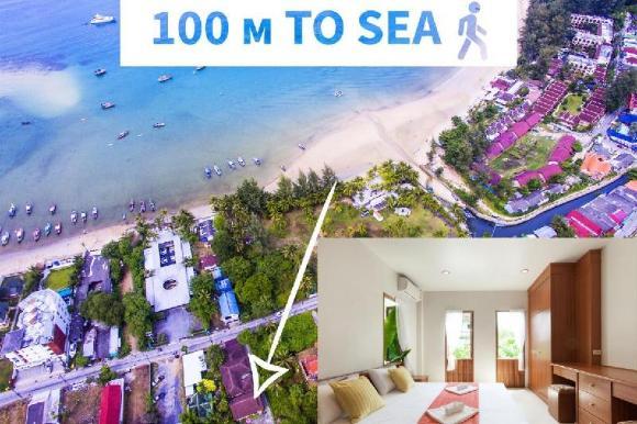 50 step to sea, restaurants, supermarket - Villa Behind The Sea - - 71397401