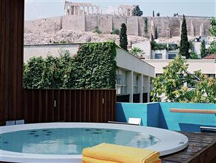 Herodion Hotel Athens - Hot Tub