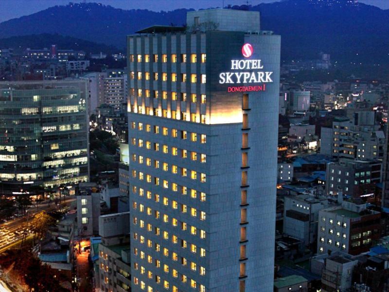 【 ホテル】Hotel Skypark Dongdaemun I(Hotel Skypark Dongdaemun I)