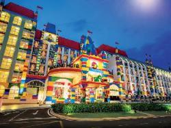 The Legoland Malaysia Resort Johor Bahru