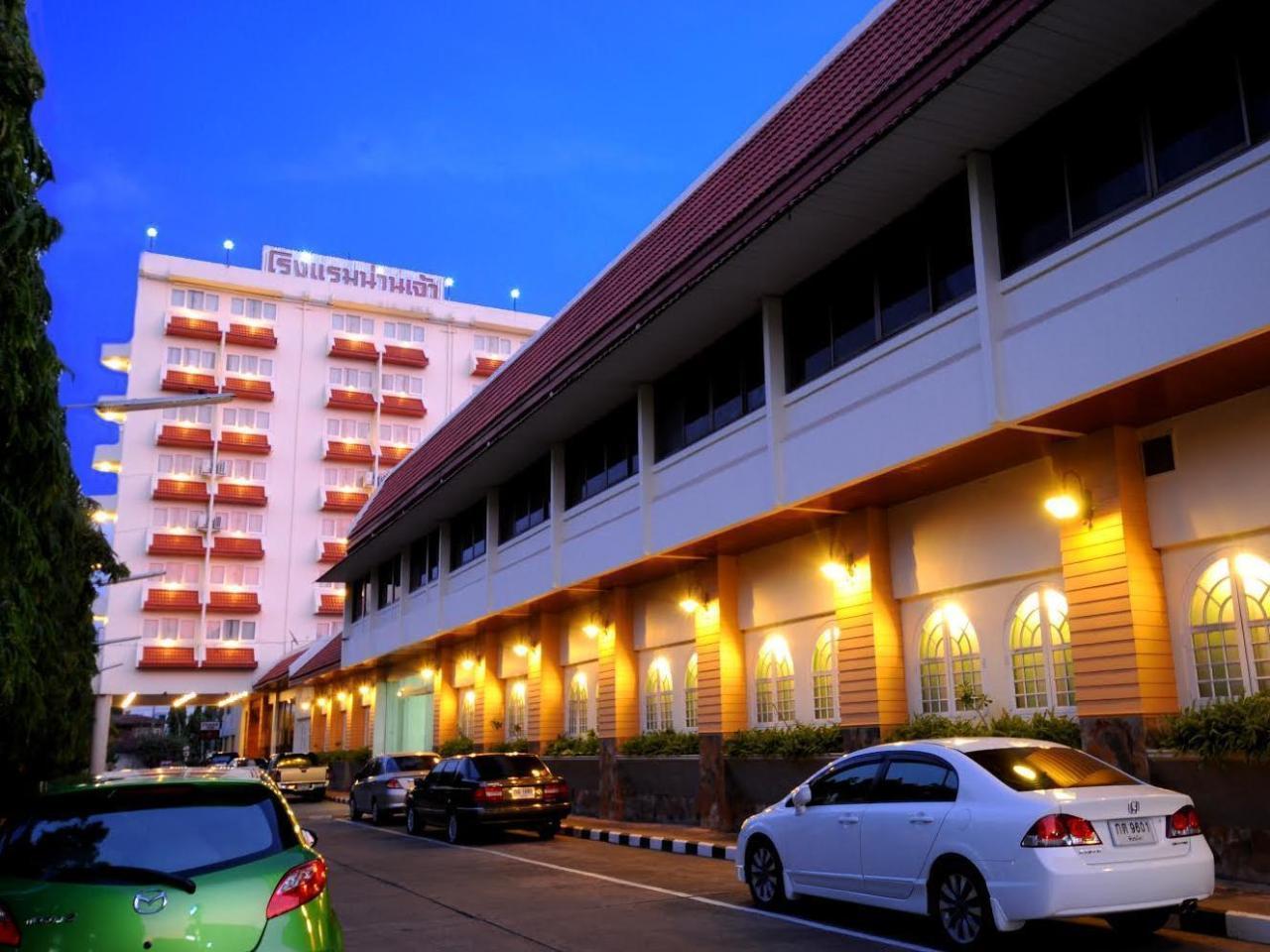 โรงแรมน่านเจ้า (Nanchao Hotel)