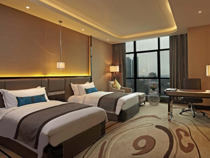 パシフィック リージェンシー(Pacific Regency Hotel Suites)