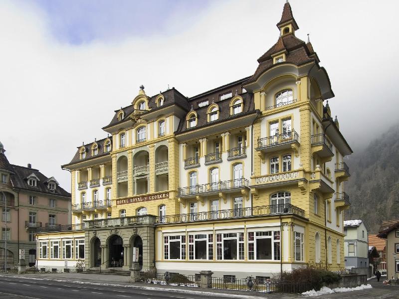 Royal St. Georges Hotel Interlaken, Switzerland: Agoda.com