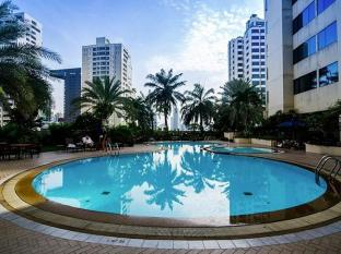 Rembrandt Towers Serviced Apartments Bangkoka - Peldbaseins