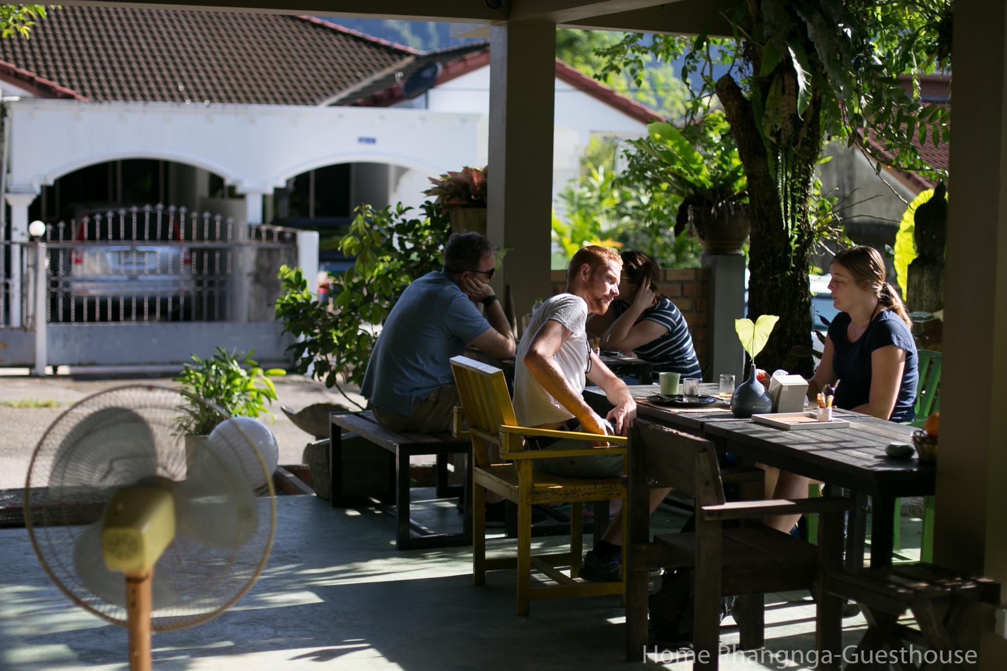攀牙家庭旅馆,โฮม พังงา เกสท์เฮาส์