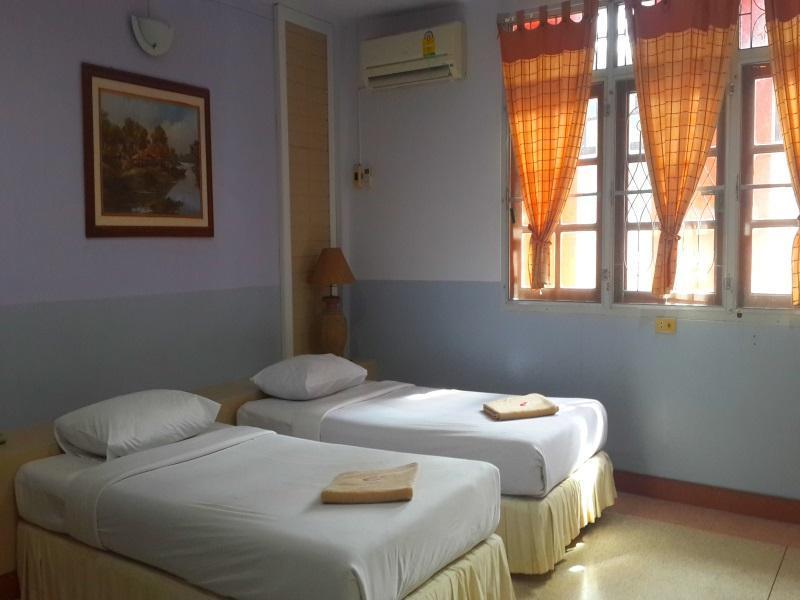 攀牙湾旅馆,โรงแรม พังงา-เกสท์เฮาส์