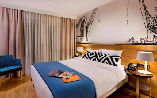 ➦  Ascott International    (Hamburg) customer rating