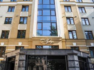 Aglaya Hotel and Courtyard