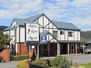 Alpine Rose Motel PayPal Hotel Greymouth