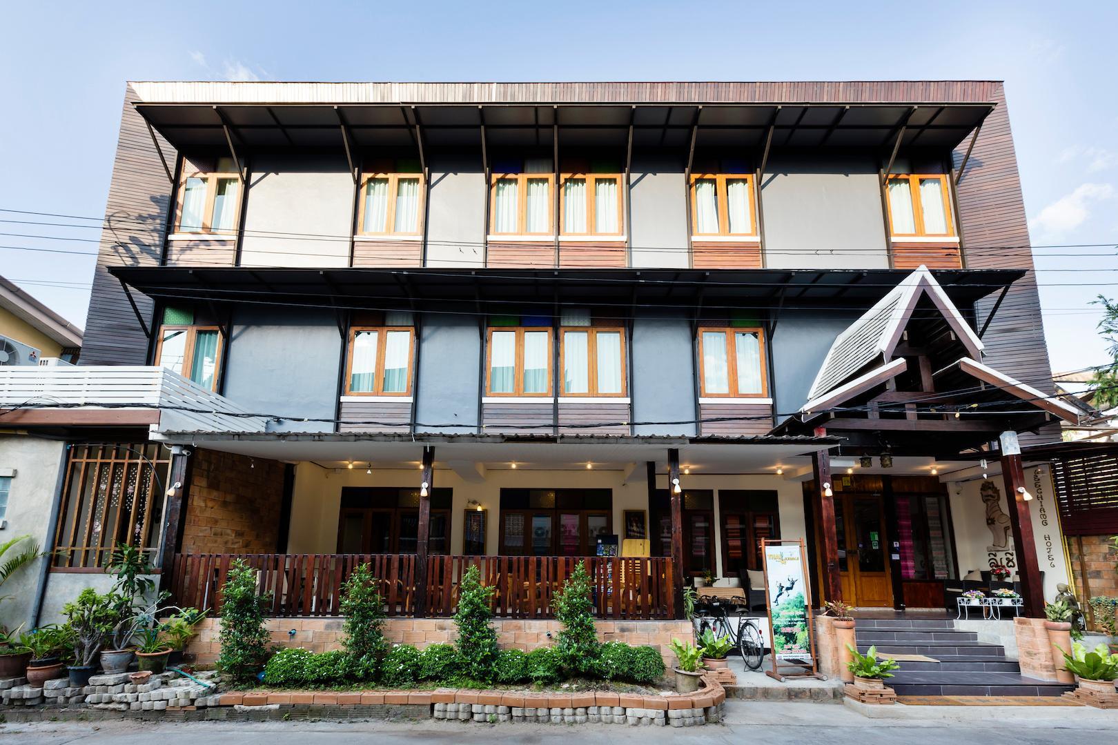 โรงแรมลีเชียง บูติก ล้านนา