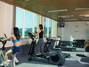 Pousada Marina Infante Hotel Macao - Gym