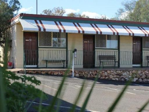 Budget Motels Hotel in ➦ Peak Hill ➦ accepts PayPal