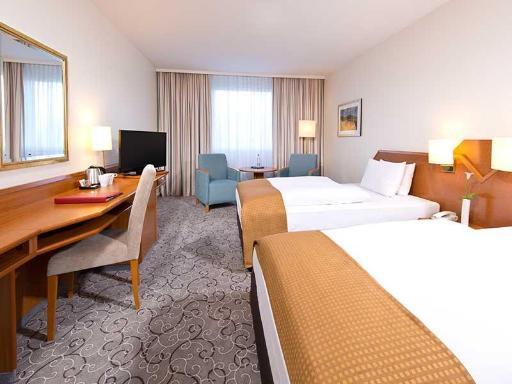 Best guest rating in Heidelberg ➦ Marriott Heidelberg Hotel takes PayPal