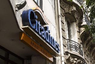 Coupons Citadines Republique Paris