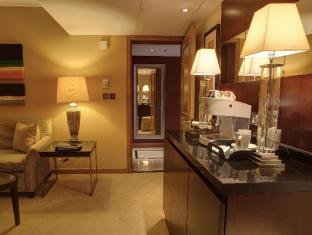 The Chelsea Harbour Hotel London - Every guest can enjoy separate bedroom and sitting areas through out the hotel