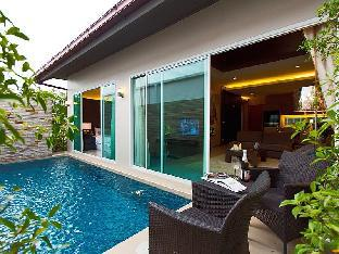 The Ville Jomtien Pool Villa Pattaya
