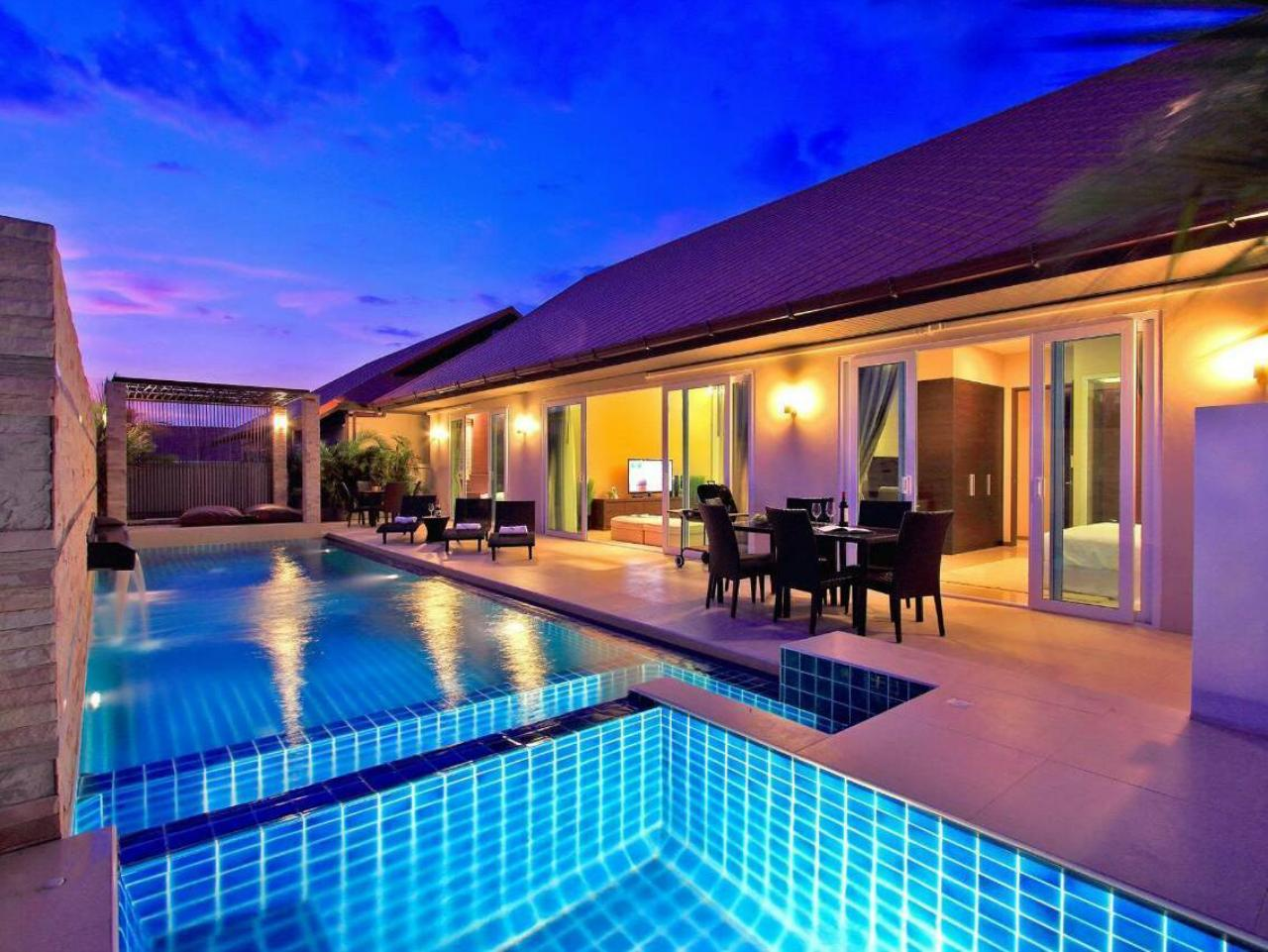 เดอะ วิลล์ จอมเทียน พูล วิลลา (The Ville Jomtien Pool Villa)