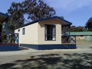 Review Goulburn South Caravan Park Cabin Goulburn AU