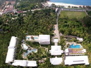 Horizon Karon Beach Resort & Spa Phuket - Tlorisi