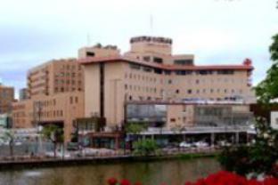 Akita Castle Hotel Акита