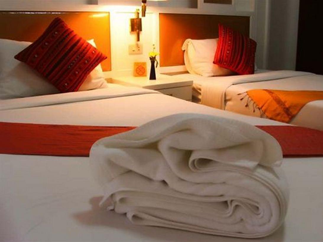 โรงแรมวายแอนด์เค บูทีค กรุงเทพ