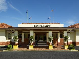 Hotell Hyatt Hotel Canberra - A Park Hyatt Hotel  i Canberra, Australien