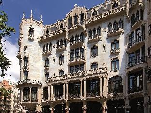 Casa Fuster Hotel 5 star PayPal hotel in Barcelona