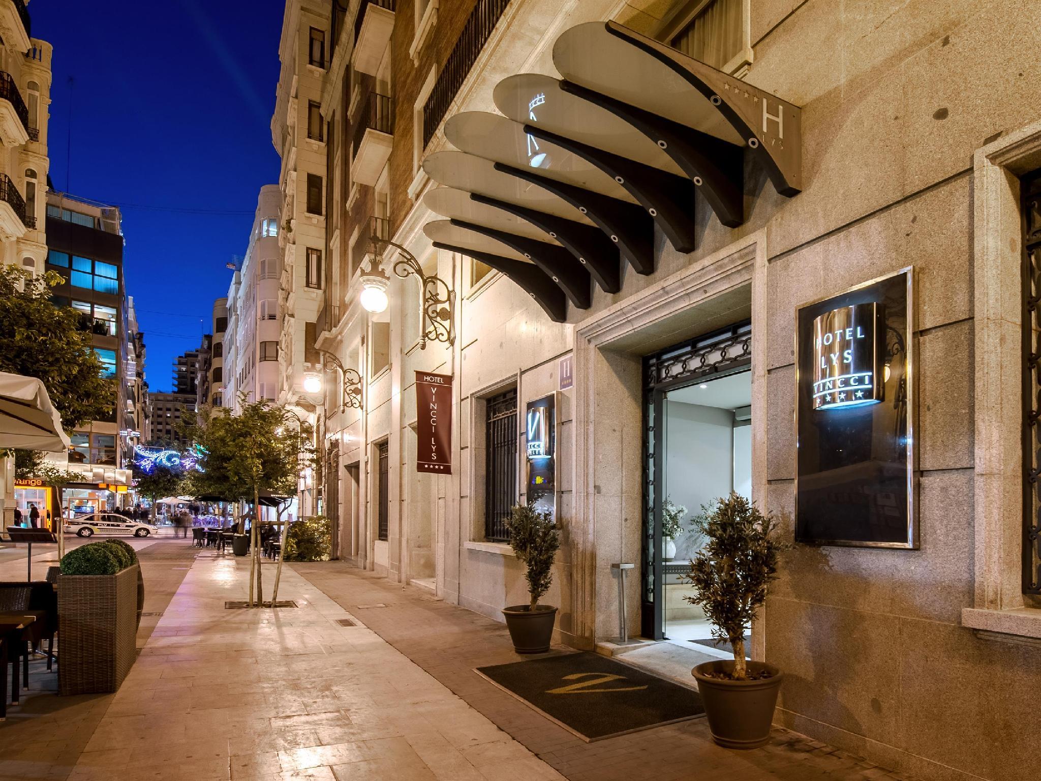 Vincci Lys Hotel – Valencia 3