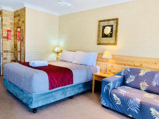 Burringa Motel PayPal Hotel Wagga Wagga
