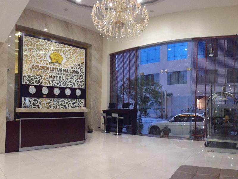 Golden Lotus Halong Hotel - Halong