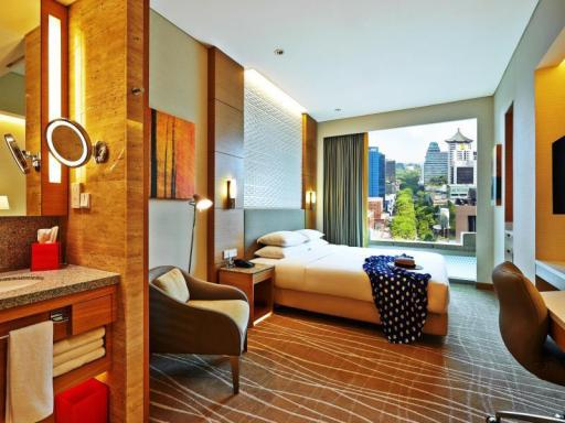 Hotel Jen Orchardgateway Singapore hotel accepts paypal in Singapore