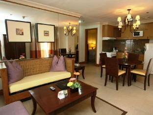 Crown Regency Suites And Residences - Mactan Cebu-stad - Gastenkamer
