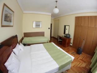Hotel Metro Budapest - Standard triple room for double use