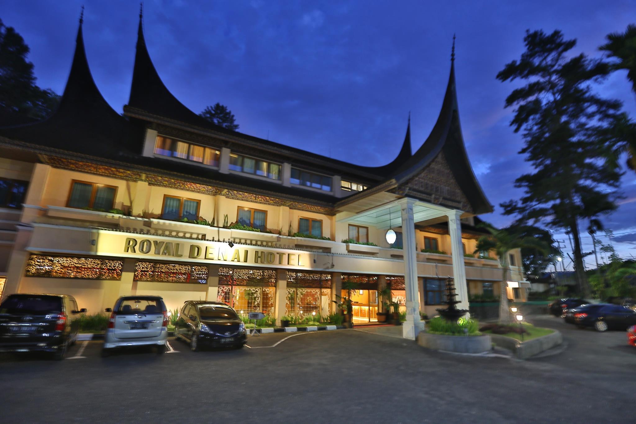Royal Denai Hotel Bukittinggi 3 Star Hotel In Bukittinggi Indonesia