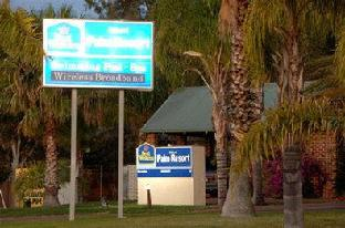 Golden Chain Hotel in ➦ Kalbarri ➦ accepts PayPal