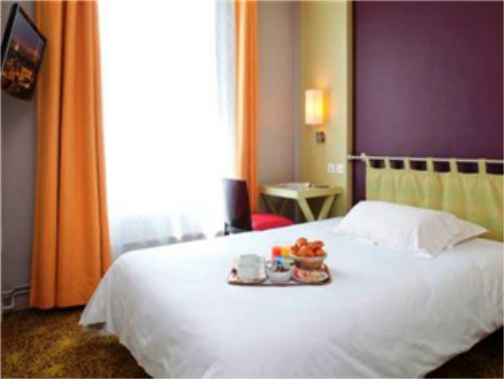 Hotel Montparnasse Alesia photo 2