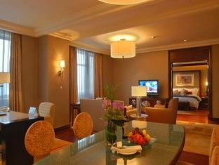Crowne Plaza Shanghai Fudan Hotel Shanghai - 1 King Bed Chancellor Suite Smoking