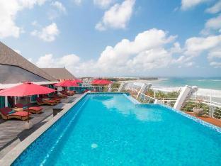 スタベックス ビーチ フロント ホテル Kutabex Beach Front Hotel - ホテル情報/マップ/コメント/空室検索