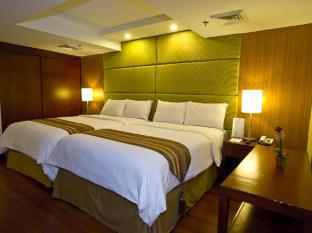 Crown Regency Hotel & Towers Cebu City - Quartos