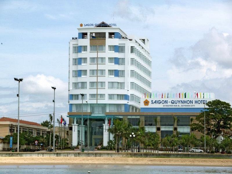 Quy Nhon (Binh Dinh) Vietnam  City pictures : Saigon Quy Nhon Hotel Quy Nhon Binh Dinh , Vietnam: Agoda.com