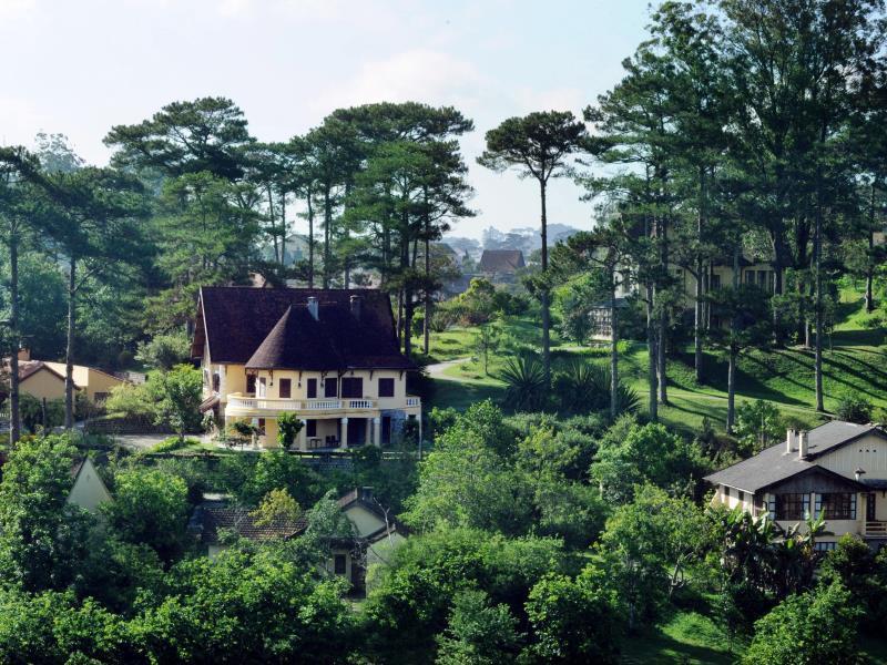 アナ マンダラ ヴィラ ダラット リゾート & スパ (Ana Mandara Villas Dalat Resort & Spa)