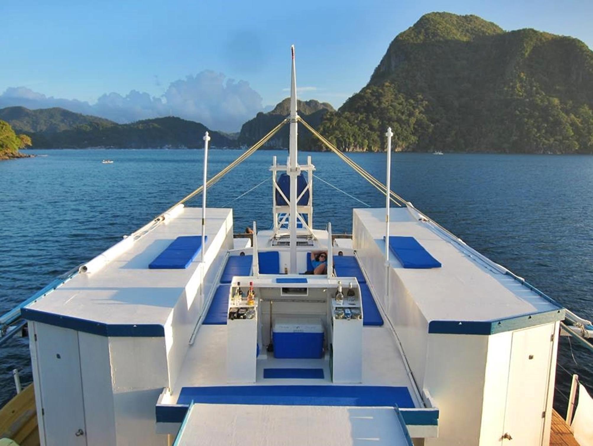 Palawan Secret Cruise Floating Hotel Deals