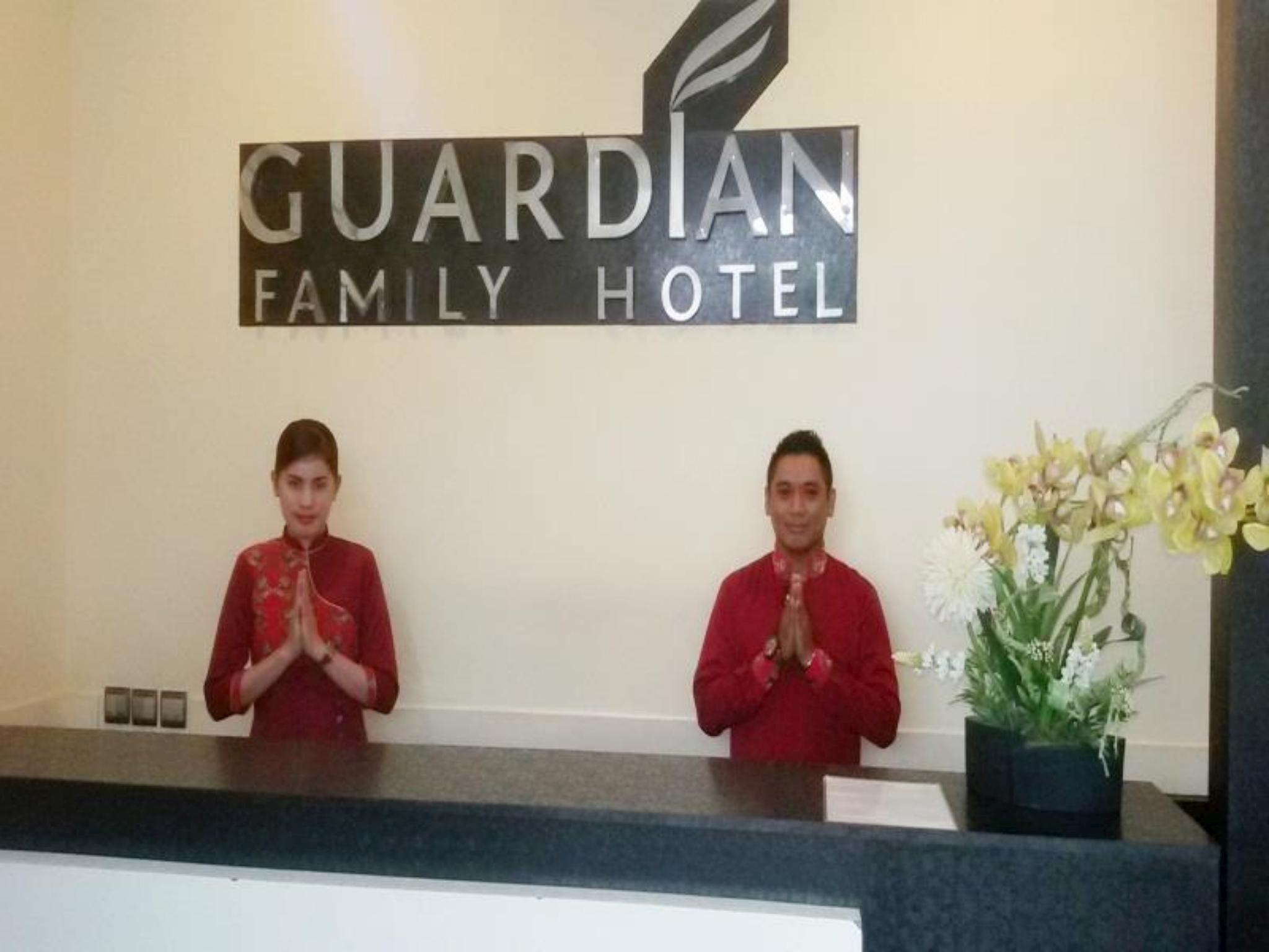 Hotel Guardian Family Hotel - Jl. Raya Basuki Rahmat Km. 7.5 In front Of Sorong Airport - Irian Jaya/Papua