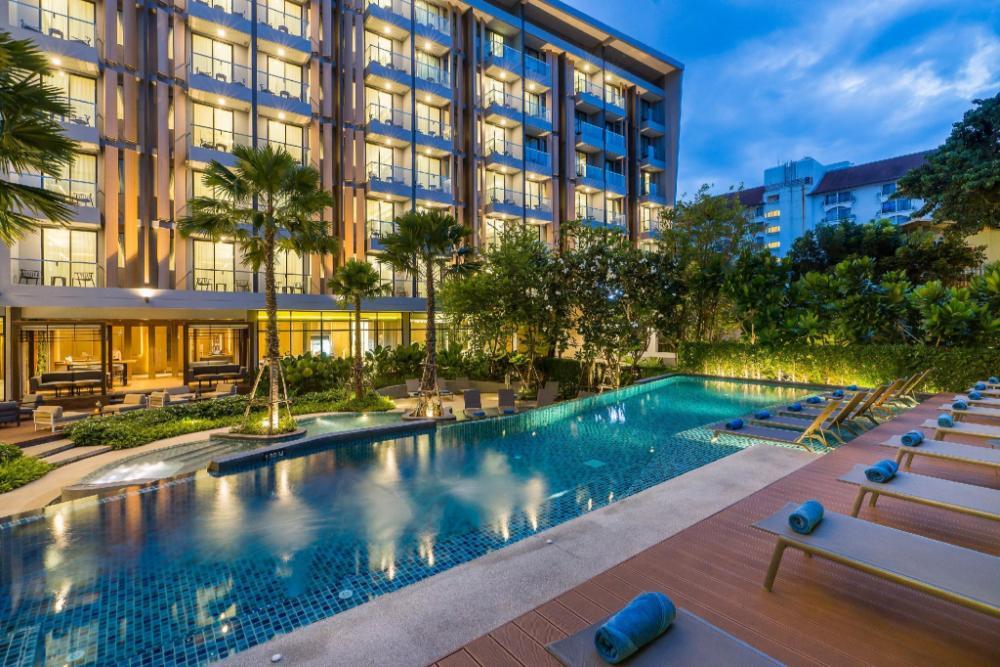 Hotel Amber Pattaya