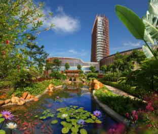 Fliport Hotel Zhangzhou Yuanshan