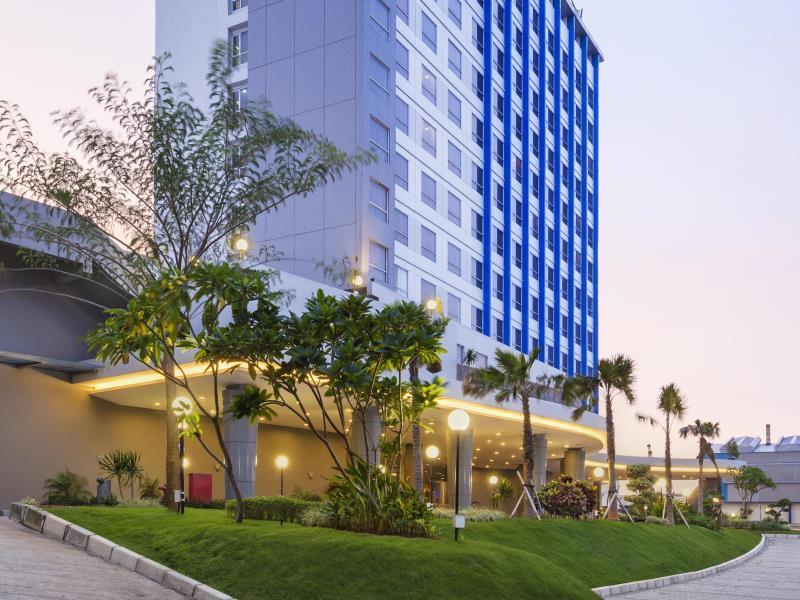 Hotel Primebiz Hotel Cikarang - Jl Raya Cikarang Cibarusah No. 18 Pasirsari - Cikarang selatan - Cikarang